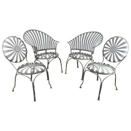 Image of Art Deco Patio and Garden Furniture