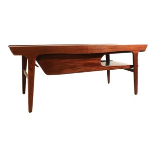 Danish Extendable Coffee Table