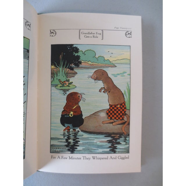 Grandfather Frog Gets a Ride 1st Ed. Book - Image 8 of 8