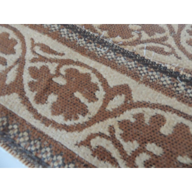 """Set of """"4"""" Jute Woven Arts and Crafts Style Decorative Trims For Sale - Image 4 of 6"""