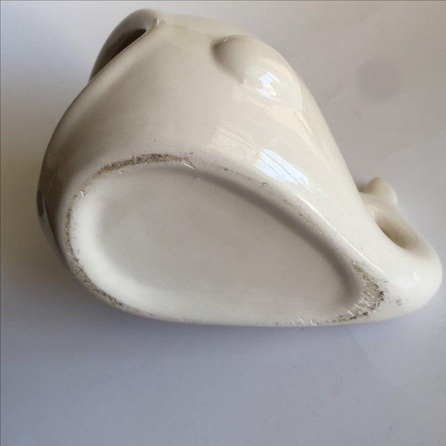 Ceramic Whale Sponge Holder - Image 9 of 11