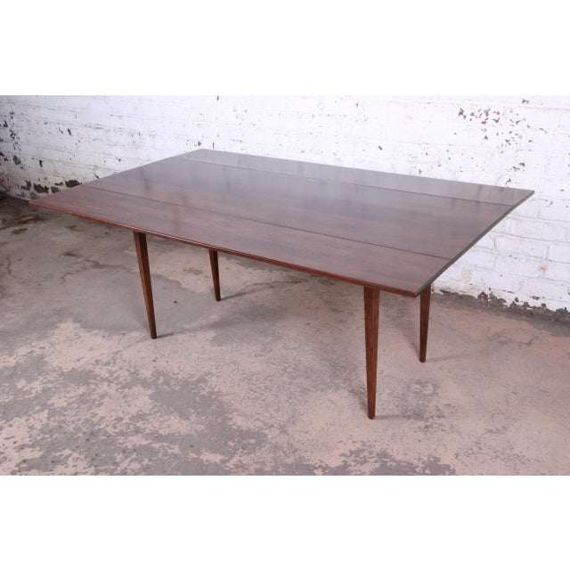 Wood Paul McCobb Planner Group Mid-Century Modern Dining Set, Newly Restored For Sale - Image 7 of 13
