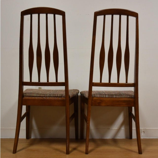 Mid-Century Keller Dining Chairs - Set of 4 - Image 10 of 11