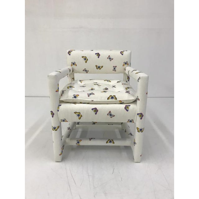 Highland House Highland House Morehead Chair For Sale - Image 4 of 4