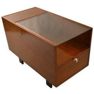 George Nelson Herman Miller Side End Table For Sale