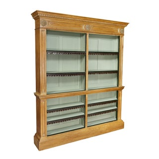 George III Pine Bookcase Preview