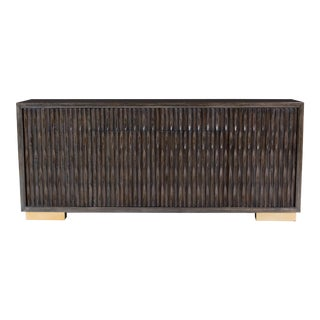 Stanley Buffet/Sideboard, Charcoal For Sale