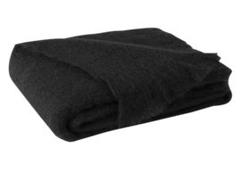 Image of Black Throws and Blankets