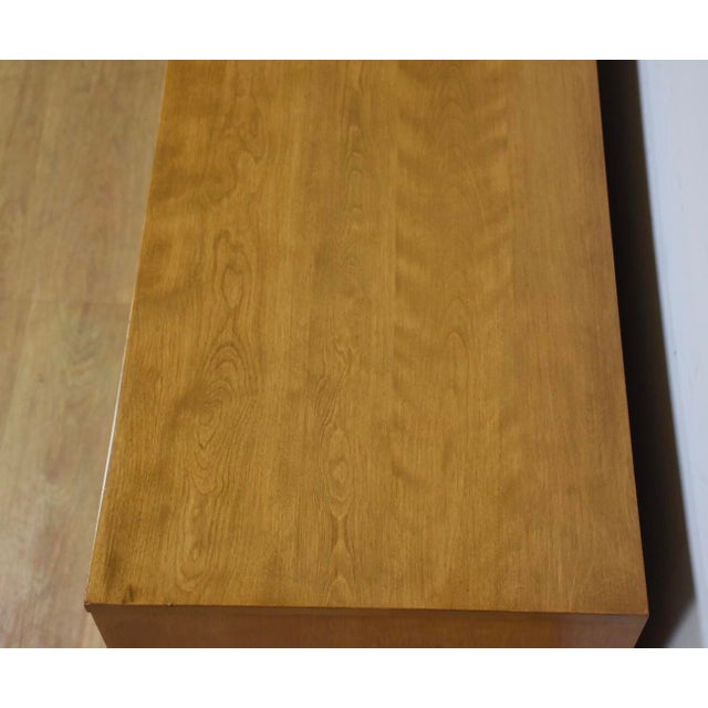 Solid Birch Dresser by Leslie Diamond for Conant Ball - Image 7 of 11