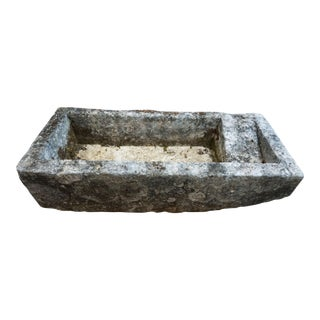 18th Century Wash Basin For Sale