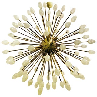 Uovo Sputnik Chandelier by Fabio Ltd For Sale