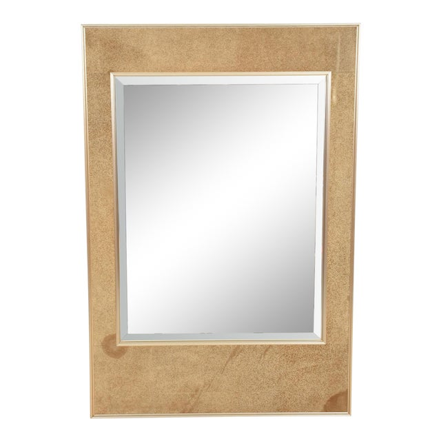 La Barge Mid-Century Modern Wall Mirror For Sale