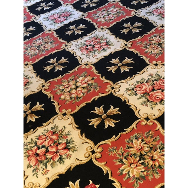 "Stark Carpet Stark Wool Bordered Rug 16'8"" X 11'5"" For Sale - Image 4 of 10"