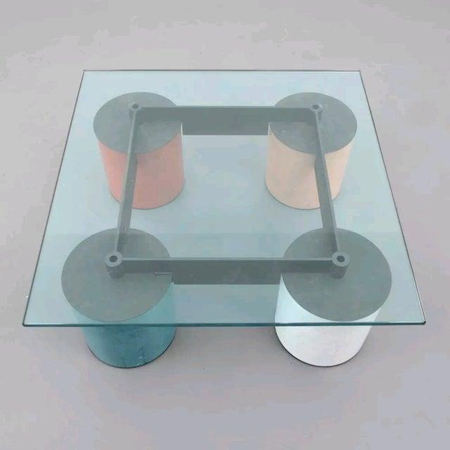 Rare Massimo Vignelli Coffee Table - Image 3 of 6