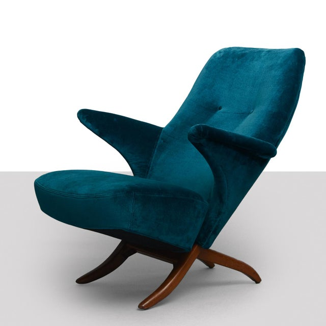 Artifort Theo Ruth Penguin Chair For Sale - Image 4 of 4