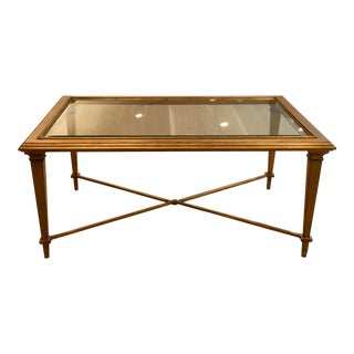 Louis-XVI Style Coffee Table For Sale