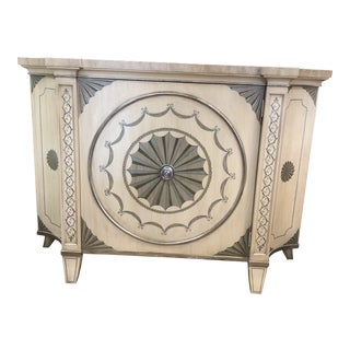 Painted Sideboard/Cabinet For Sale