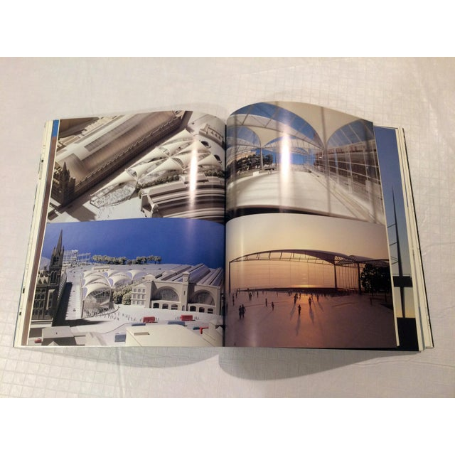 """Foster Associates: Recent Works"" Architectural Monographs, No 20 Book For Sale - Image 9 of 13"