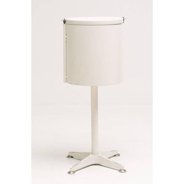 Elegant Dutch 1960s Modernist Vanity For Sale - Image 4 of 4