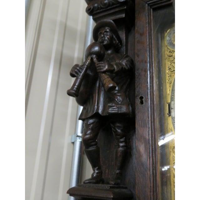 Elliot of London 9-Tube Figural Clock - Image 5 of 10