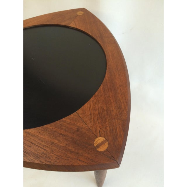 Danish Modern Accent Table - Image 3 of 6