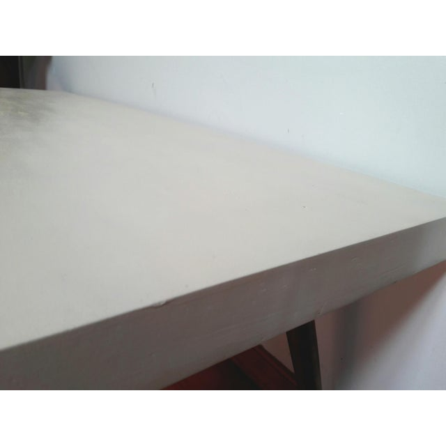 Mid-Century Modern Painted Coffee Table - Image 5 of 6