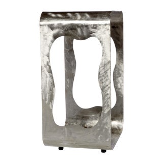 Metal Art Sculptured Bar Table/ Pedestal.