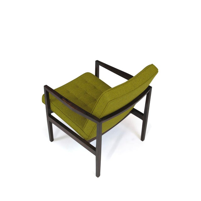 Green Forma Brazil Rosewood Lounge Chair For Sale - Image 8 of 10