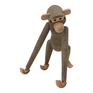 Midcentury Danish Modern Monkey Toy After Kay Bojesen For Sale