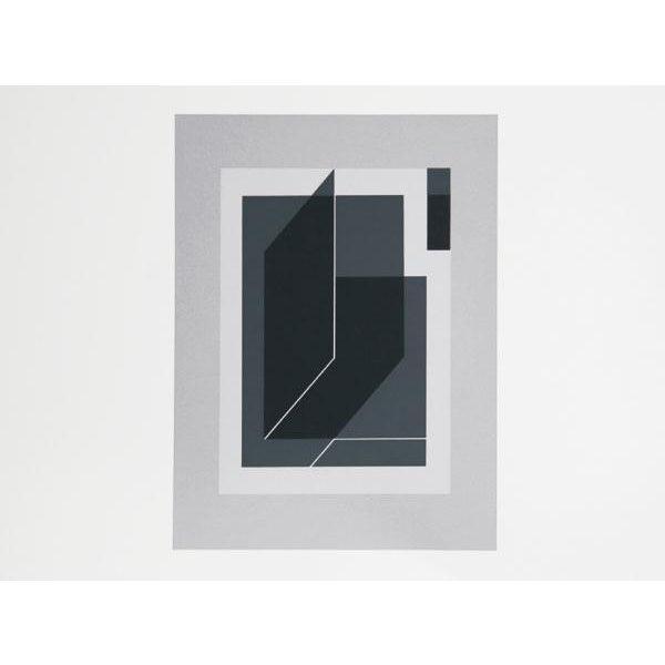 "Josef Albers ""Portfolio 1, Folder 25, Image 1"" Print - Image 1 of 3"