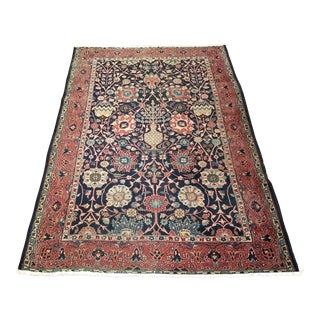 Turkish Vase Carpet - 6′ × 8′6″