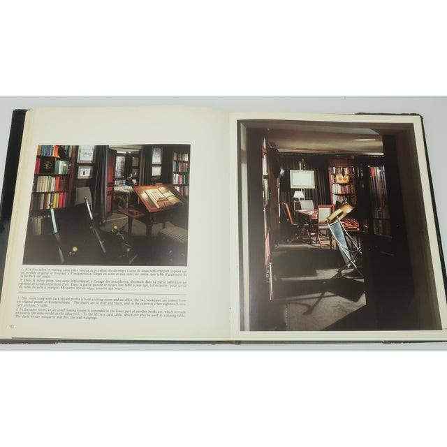 Black Jansen Decoration French Coffee Table Book, 1971 For Sale - Image 8 of 13