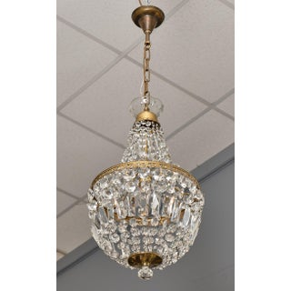 French Empire Style Crystal Chandelier Preview