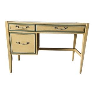 Regency Style Ladies Desk C.1970's Excellent For Sale