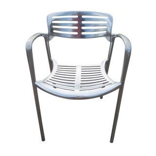 Knoll Aluminum Toledo Chair