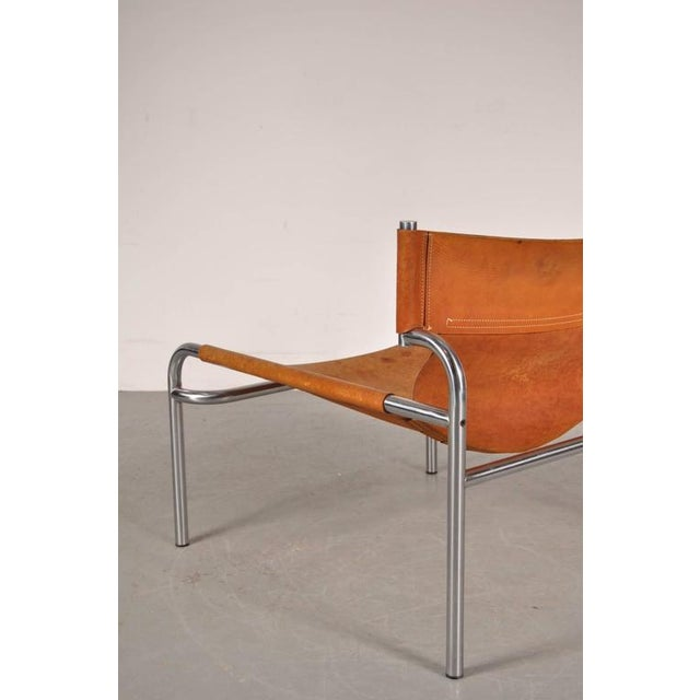"""Lounge Chair """"sz12"""" by Walter Antonis for Spectrum, Netherlands, circa 1970 - Image 6 of 9"""