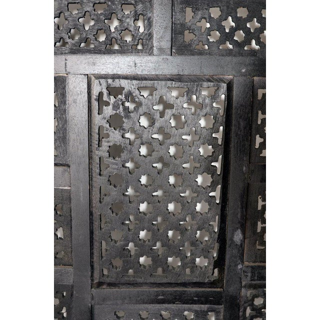 4 Panel Moroccan Inspire Screen For Sale - Image 4 of 5