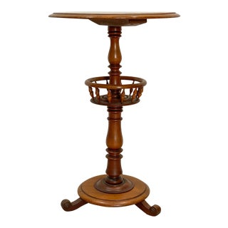 William IV Sewing Table, England Circa 1835 For Sale
