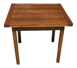Image of English Traditional Drop-Leaf and Pembroke Tables