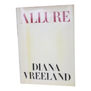 Diana Vreeland, a Fashion Icon Book For Sale