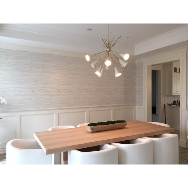 Handcrafted by Blueprint Lighting, our 'Grand Bouquet' 12-arm Chandelier is a stunning statement piece with design...