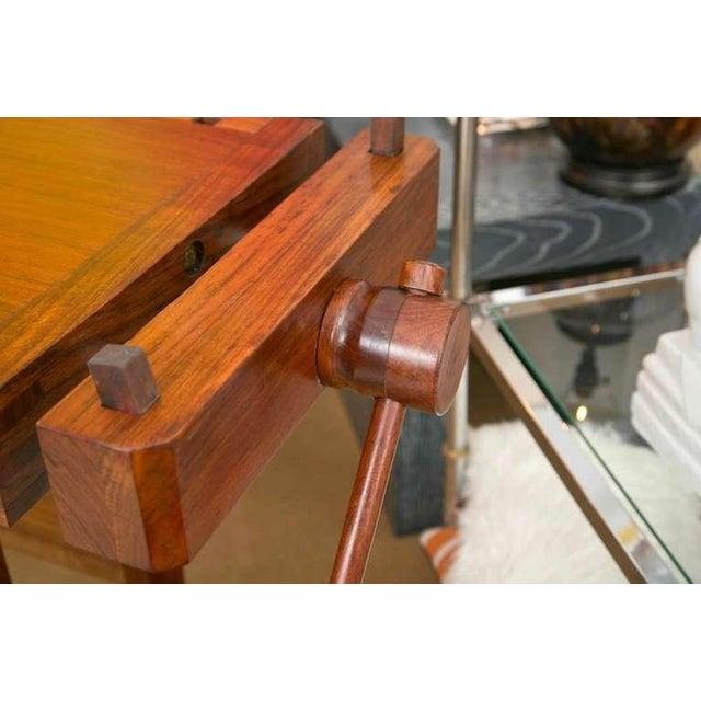 Rhodesian Teak Work Bench - Image 7 of 7