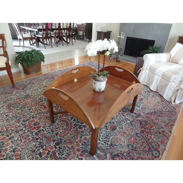 Butler's Coffee Table - Image 3 of 7