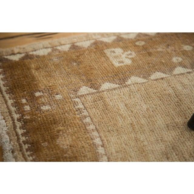 Vintage Turkish Oushak Carpet - 6′2″ × 10′2″ - Image 8 of 9