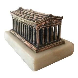 """Parthenon """"Grand Tour"""" Style Model"""