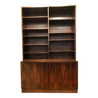 Omann Jun Rosewood Bookcase