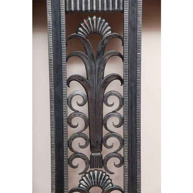 Art Deco Modern Art Deco Style Console in the mannerof Brandt For Sale - Image 3 of 9