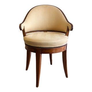 Dessin Fournier Neoclassical Le Mont Arm Chair