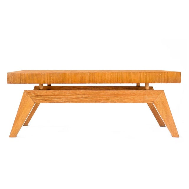 Ash Sam Maloof Coffee Table For Sale - Image 7 of 7
