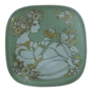 Rosenthal Bjorn Wiinblad Decorative Plate